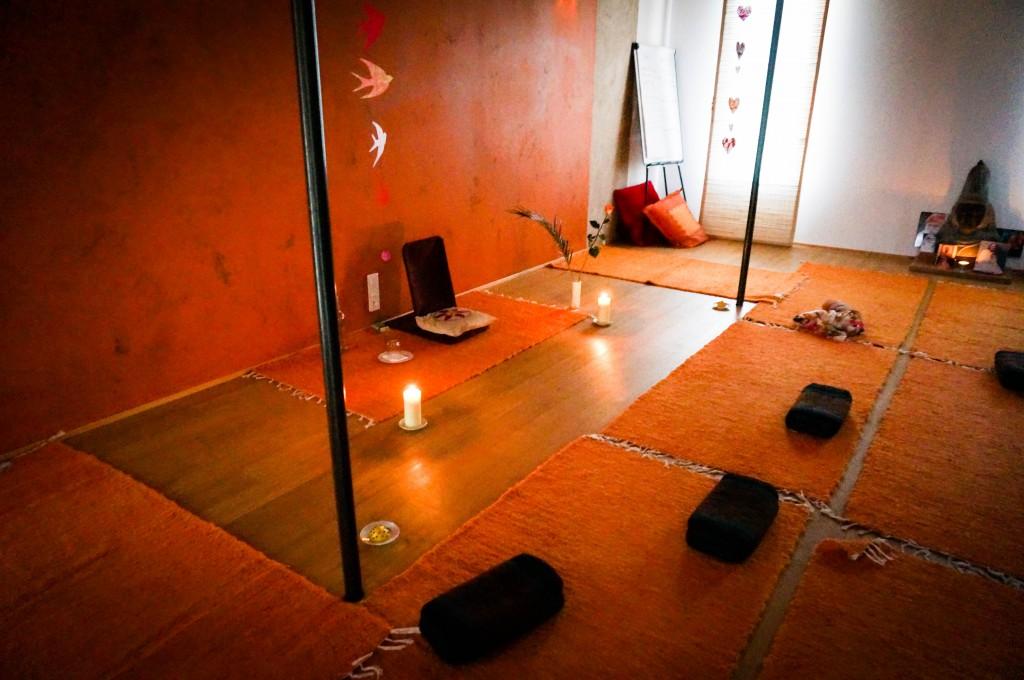 Cycle de Formation en Nidrâ Yoga