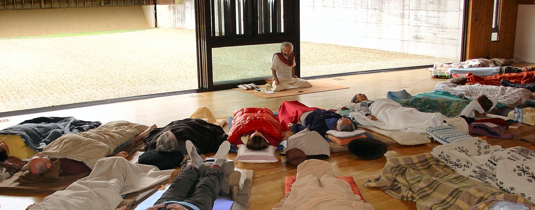 Nidrâ Yoga en ligne – Visioconférence via ZOOM